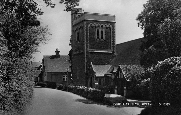 Sidley Parish Church
